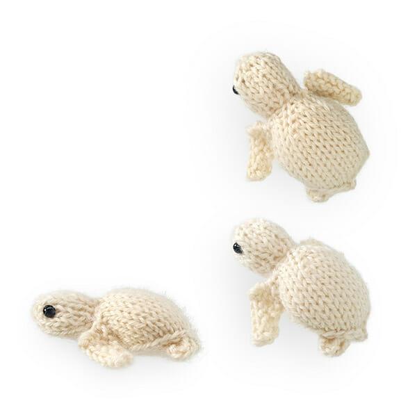 Sea Turtle Trio